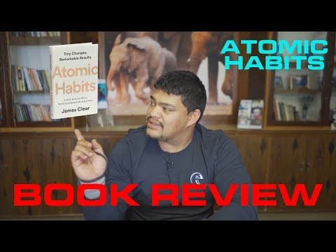 Atomic Habits by James Clear Book Review | Best Book on Building New Habits