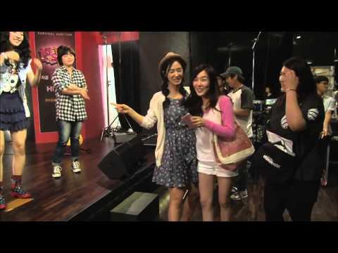Kwon Yuri No Breathing BTS #6 visit from Tiffany & Sooyoung