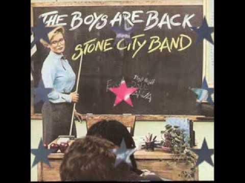 rick james & the Stone City Band - 1978 - 1983