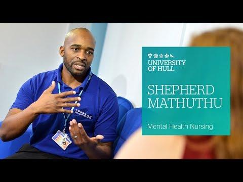 Shepherd Mathuthu - Mental Health Nursing - University Of Hull