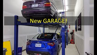homepage tile video photo for My New Garage has a Built in Shop!