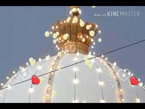 Ya Moinuddin Banda Nawaz Khawaja || 806 Urs Garib Nawaz Ajmer || Special WhatsApp status.