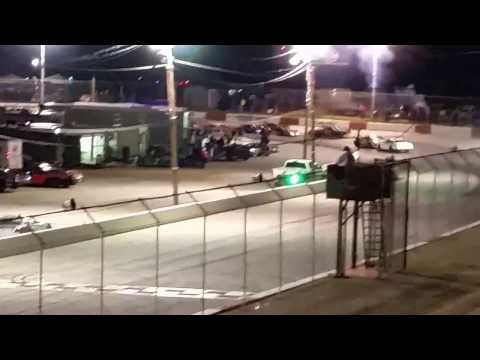 Greenville Pickens Super Stock Spin