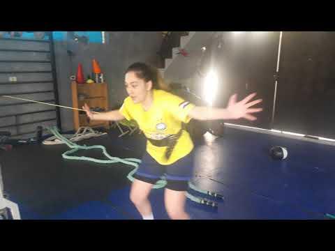Circuito Funcional Orientado Al Handball