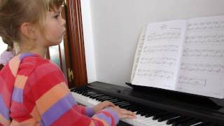 Petite Reverie- Alexander Tasman by Nicole 8 years old