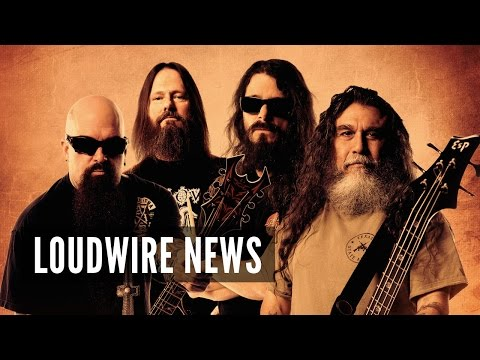 Slayer Announce 2016 North American Tour