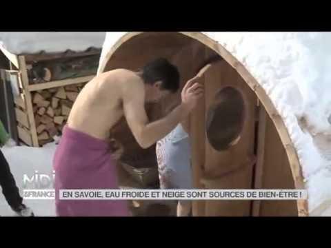 Sauna bulle: une experience nordique inoubliable.