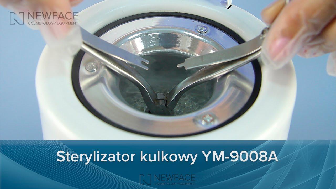 Sterylizator kulkowy YM-9008A