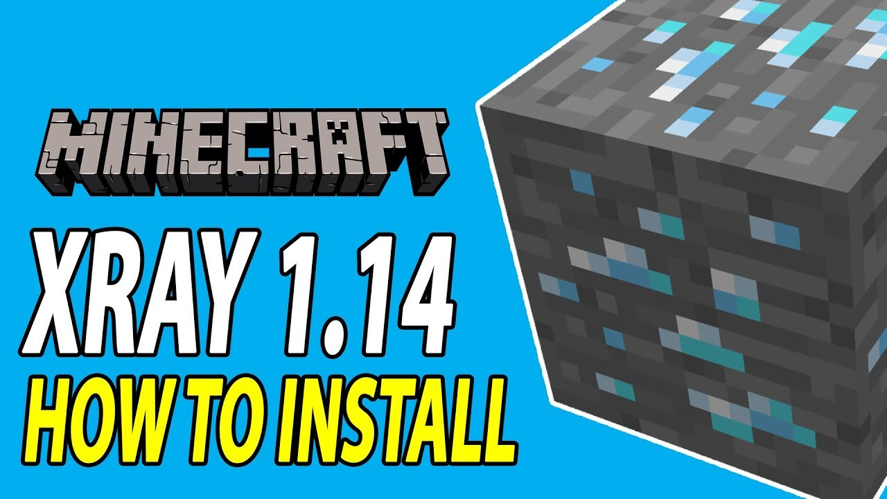 Minecraft How To Install XRAY 9.94 (Mod & Texture Pack Versions) Tutorial