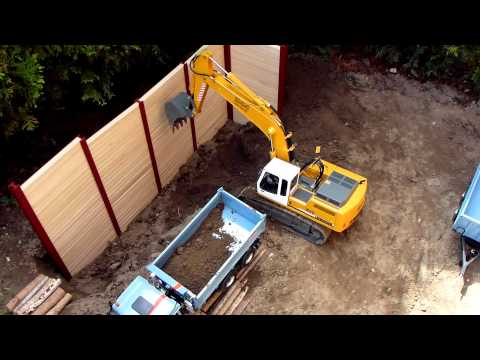 Best of RC Construction Site - Excavators, Dozers, Dump Trucks at Work