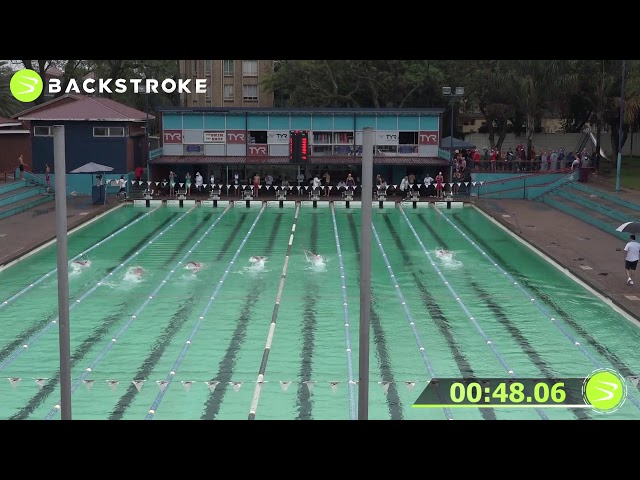 #201 Mixed 100 LC Meter Freestyle Heat 6 of 15