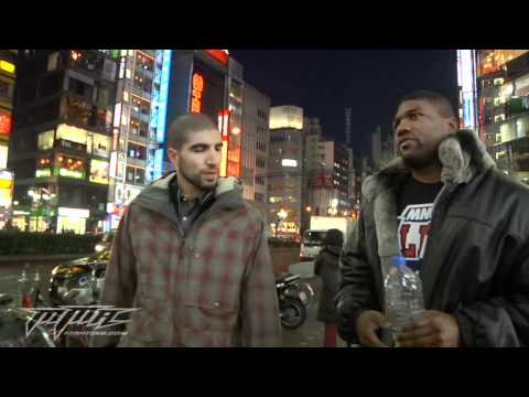 A Night in Tokyo With Rampage Jackson