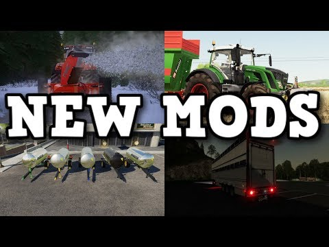 AMAZING NEW MODS AND UPDATES OUT NOW..... FEB 13 2020 | Farming Simulator 19
