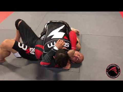Side Control Defense (No-Gi)