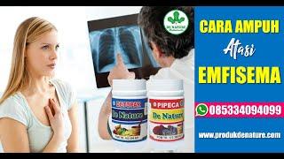 beberapa contoh gangguan pada sistem pernapasan manusia. 1. Emfisema Emfisema, merupakan penyakit pa.