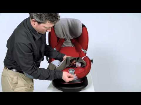 Maxi-Cosi   How To Install The Summer Cover For Rubi