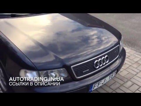 Технические характеристики Audi / Ауди