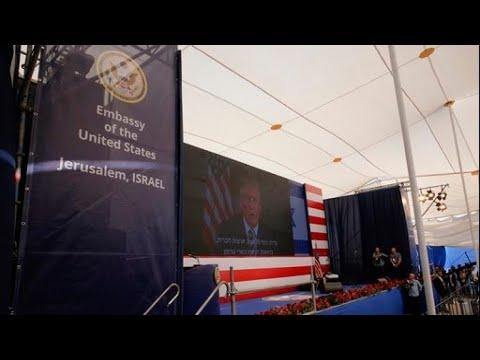 Legal Questions Surrounding Trump's Jeursalem Embassy Move
