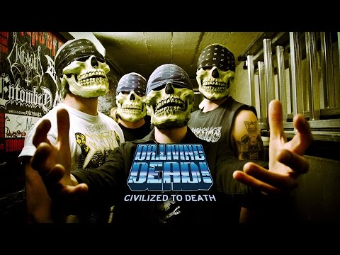 DR. LIVING DEAD! - Civilized To Death (OFFICIAL LIVE VIDEO)