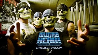 DR. LIVING DEAD! - Civilized To Death (OFFICIAL LIVE VIDEO)