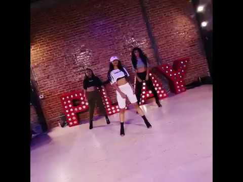 Either Way - K Michelle ft Chris Brown, Yo Gotti and O.T. Genasis (Choreography by Aliya Janell)