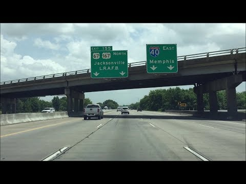 Little Rock, AR: Freeway Drive