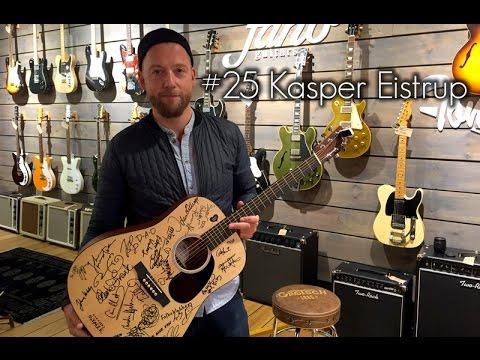 Kasper Eistrup - Tomorrow is a Long Time (Bob Dylan)   Vandreguitar