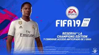 FIFA 19 El Trayecto | Alex Hunter ficha por el Real Madrid.