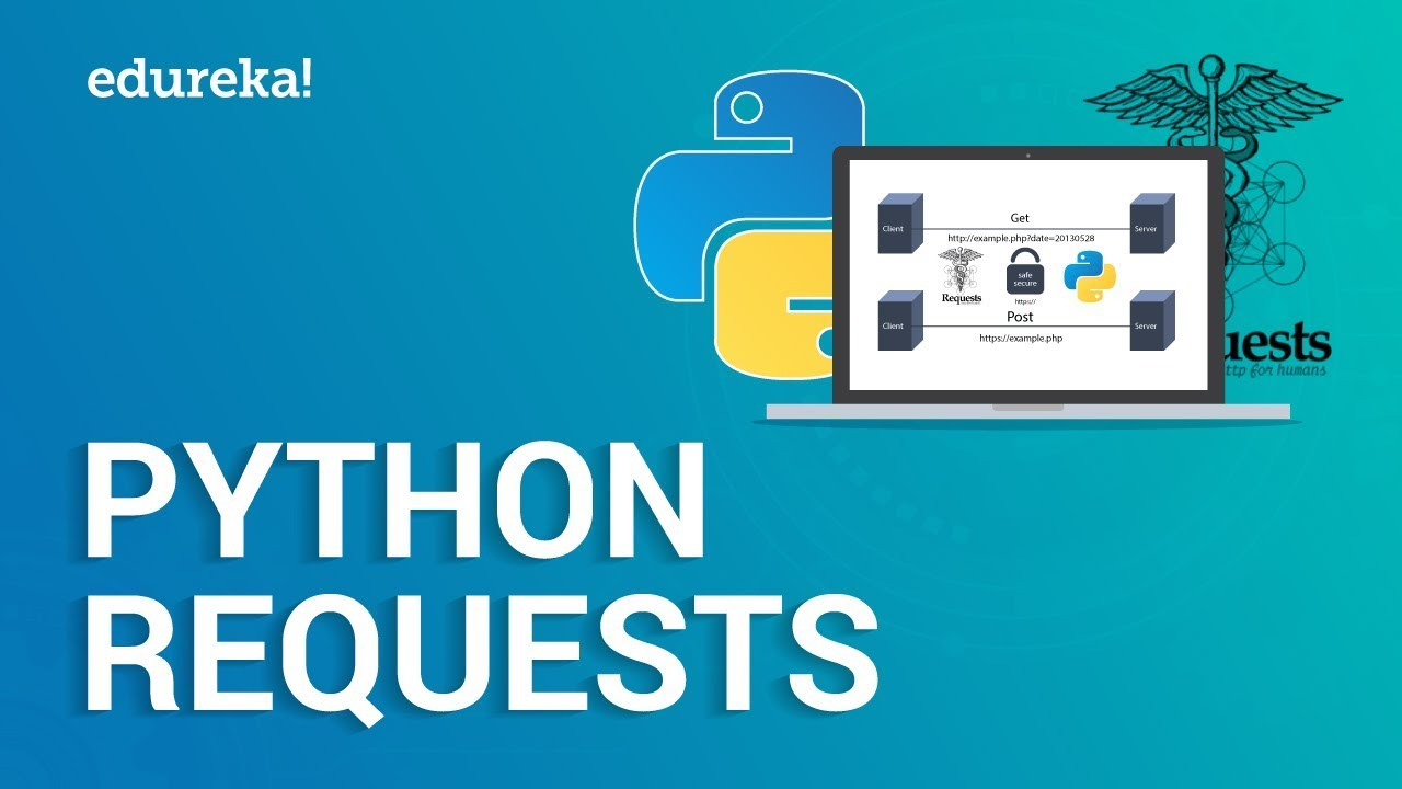 Requests in Python | Python Request Tutorial | Python Tutorial For  Beginners | Edureka