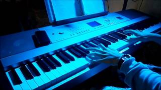 One Shot - Maitre Gims ft Dry - Piano