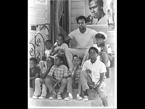 Huey P. Newton Oakland Community School Interview [A Black Panther Communist Party Program]