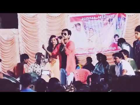 Singer Urvi rathwa and Jagdish rathwa live thumbnail