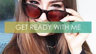 CHATTY GRWM: mejkap, włosy i outfit | ZARA | Batiste | MUR + test nowości