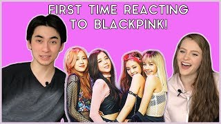 FIRST TIME REACTING TO BLACKPINK!!! | BLACKPINK - '붐바야'(BOOMBAYAH) M/V REACTION