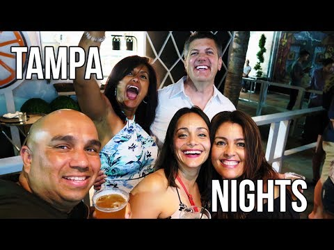 tampa nightlife over 40