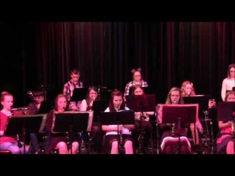 Rio Middle High School Fall Concert 2016