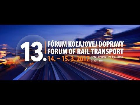 Мобильность 4 0׃ SkyWay на конференции рельсового транспорта в Словакии