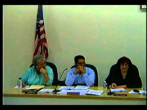 Town of Hyde Park Planning Board Meeting    July 1, 2015