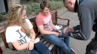 Mark Isaac Close Up Magician - Mini Web Series (episode 02, Edinburgh)