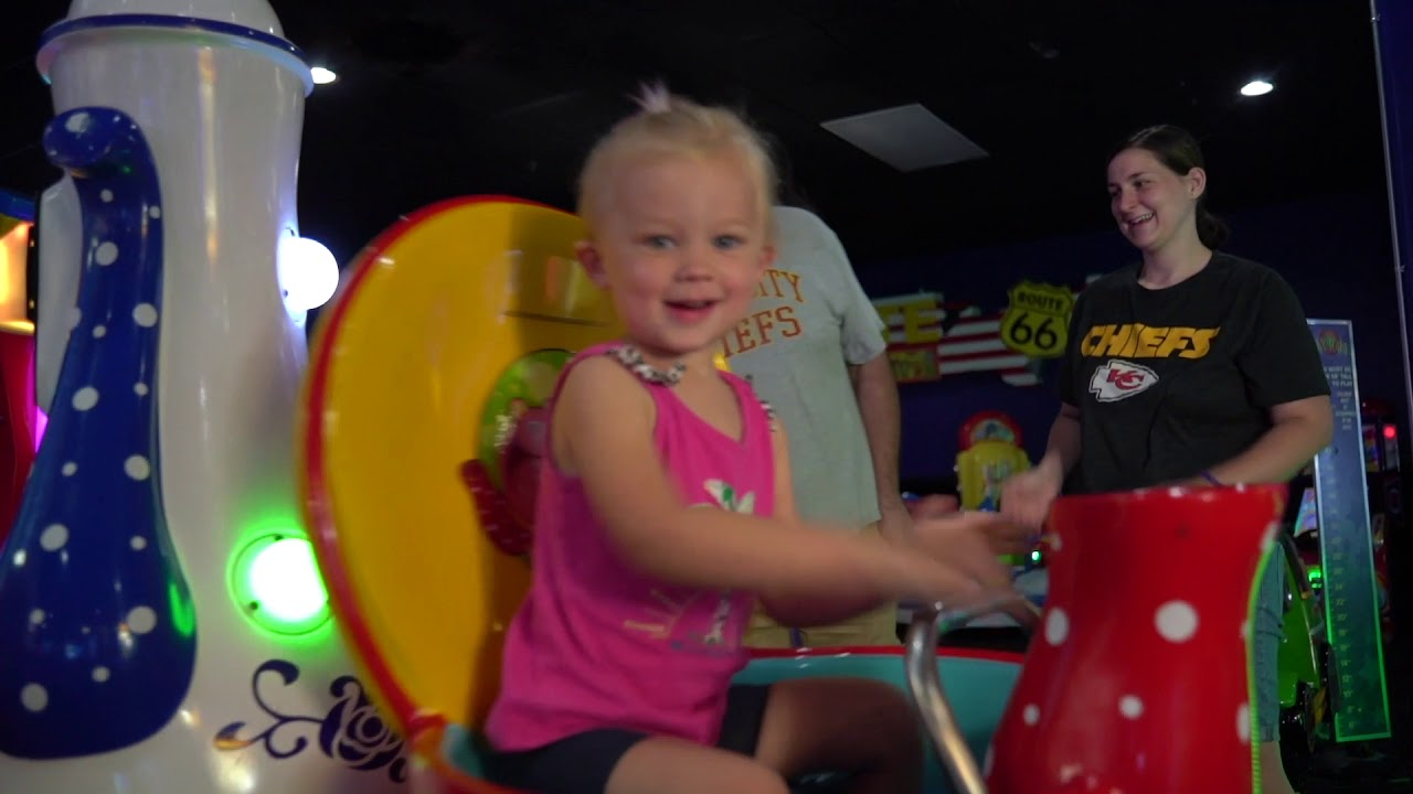 Kids Birthday Party Place In Springfield