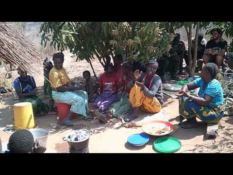 Music for Bread Baking - Zambia 2016