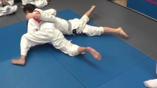 Desire Talia Pologa vs Anton August 2014 Oliver MMA  in house competition
