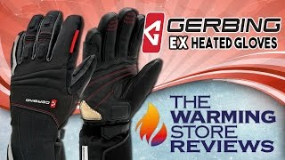 Gerbing 12V Heated EX Glove Review