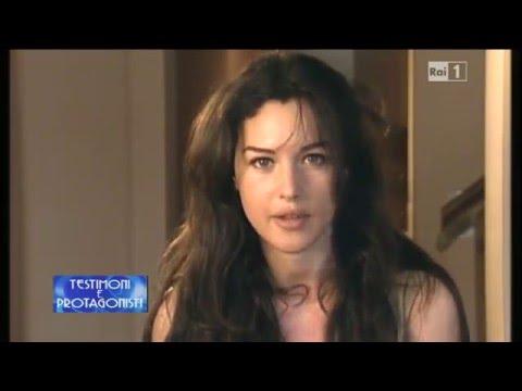 Monica Bellucci Interview 1992