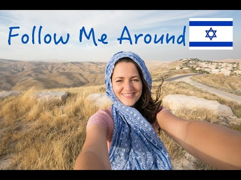 Traumreise Israel ♥ Follow Me Around