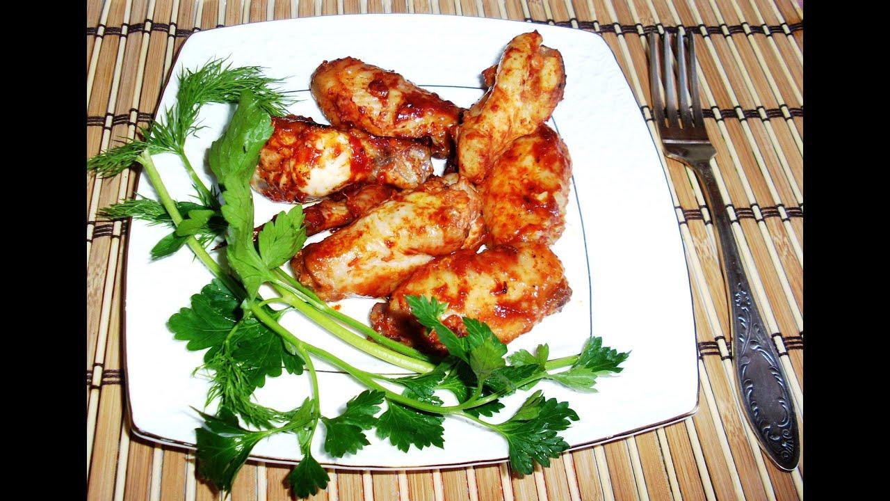 Мариновка курицы для шашлыка в кетчупе