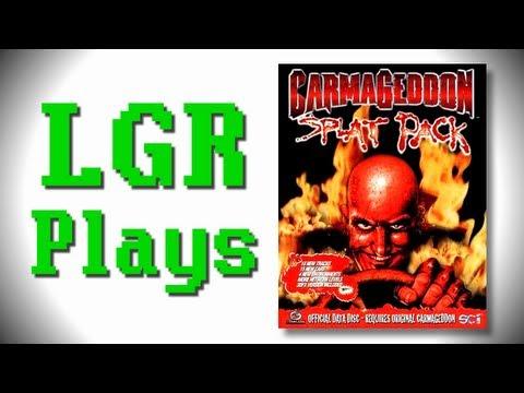 LGR Plays - Carmageddon Splat Pack