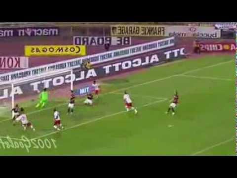 Il primo gol non si dimentica mai (Ignazio Abate A.C. Milan)
