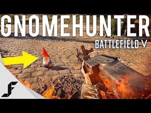 Battlefield 5 The Gnome Hunter