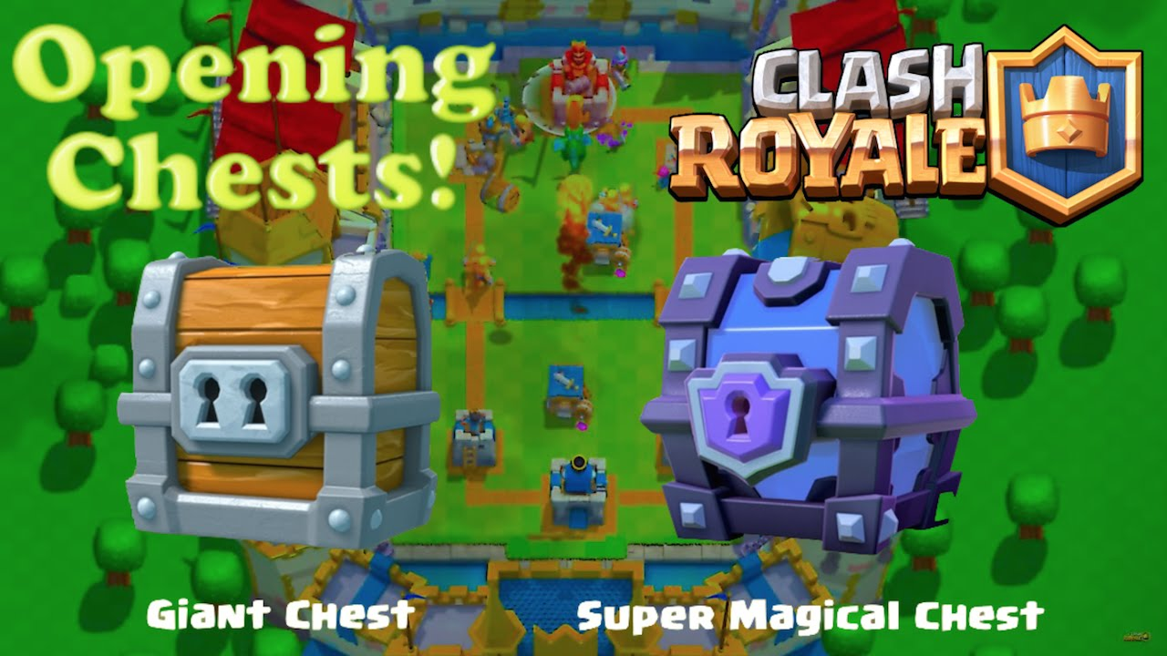 Royale Chests